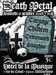 Carnage of Children + Demenseed + Skaphos by Oniroscope