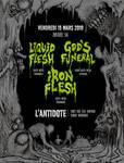 Liquid Flesh + God's Funeral + Iron Flesh by Oniroscope