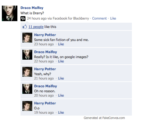 What is Drarry? by Tylarn