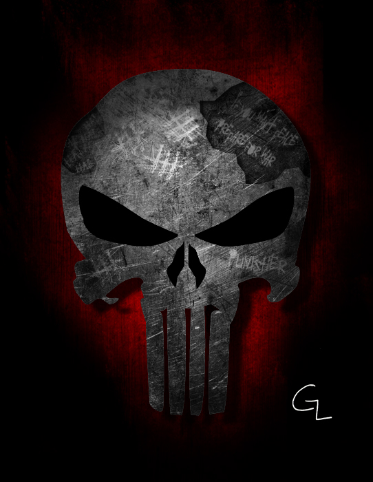 Image result for simbolo  the punisher