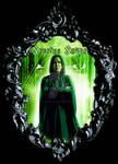 Severus Snape design by snowyblackrose