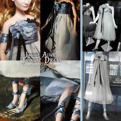 Little Alice's Teapot Dress