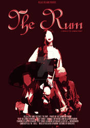 THE RUM - promotional poster