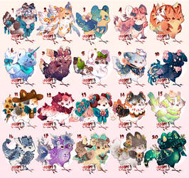 [close] GACHA adoptables #3