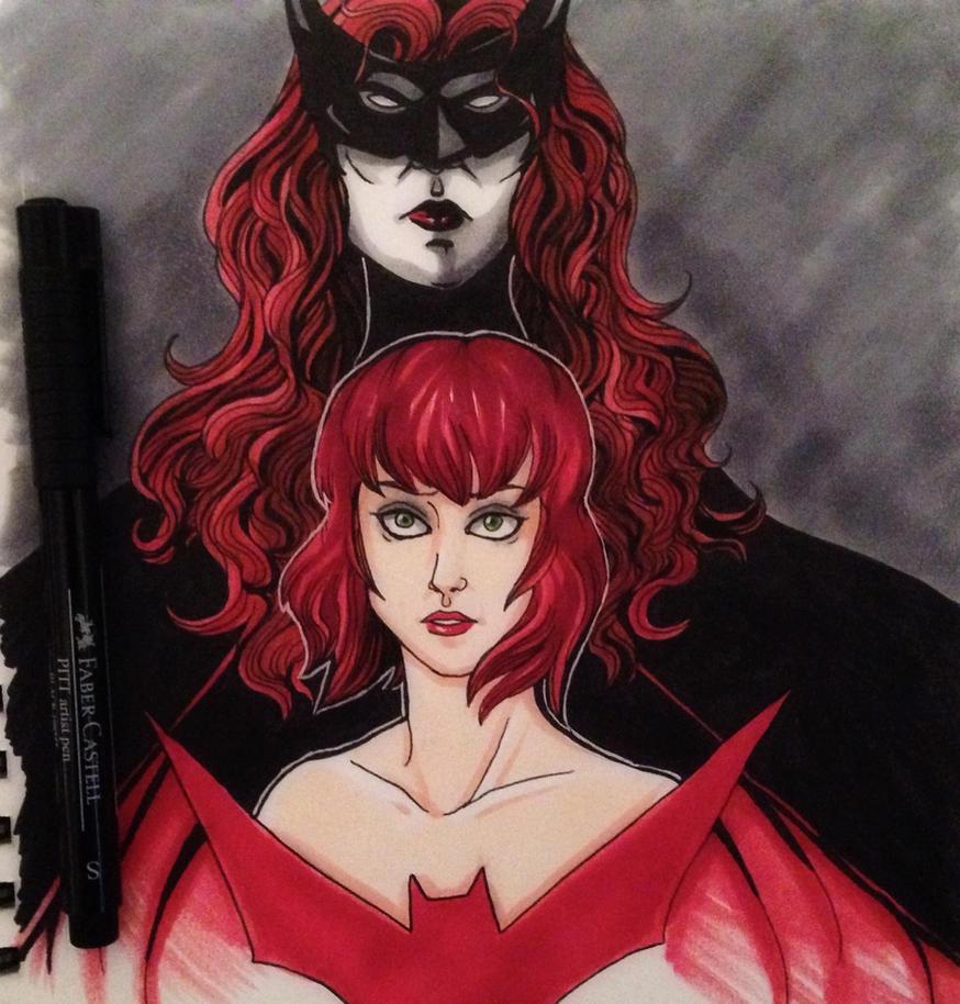 Batwoman Kate Kane by Paizy