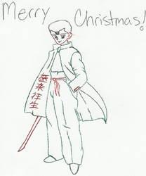 Christmas Card For Michael