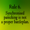 Rule 6 by Rubiconia