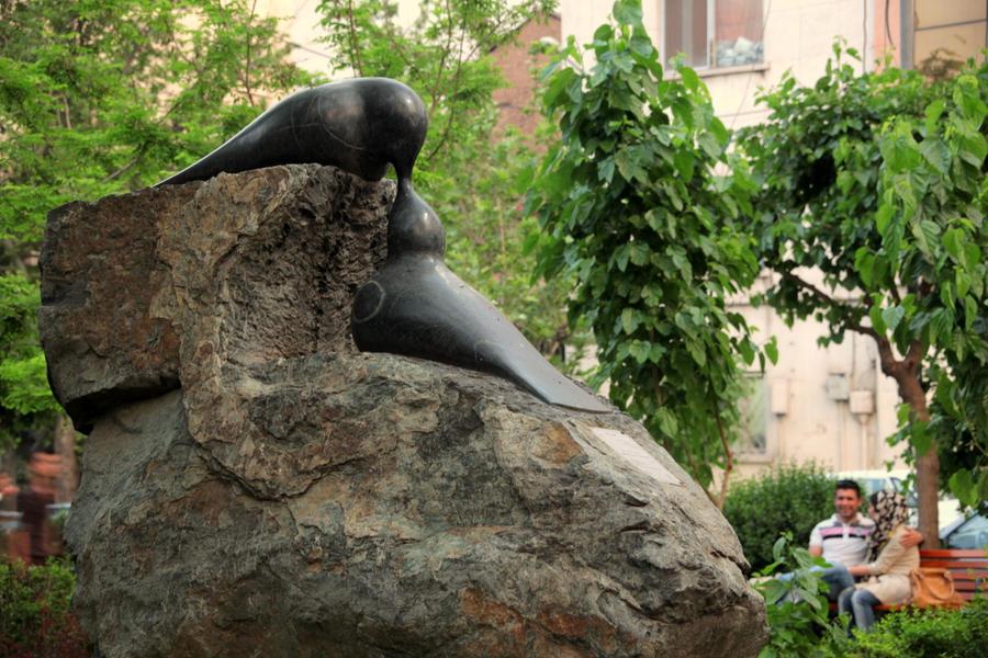 Honarmandan(Artists)Park-Tehran-IRAN by feridoonHabibirezaee on