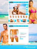 Rockstar Swimwear Website