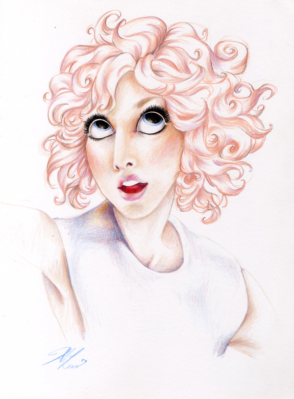 Gaga for Lady Gaga by hanime