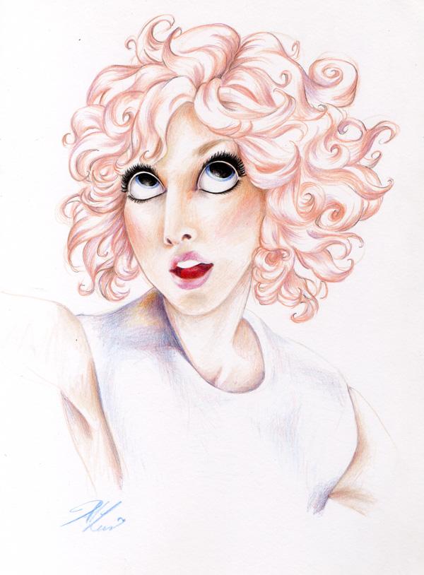 Gaga for Lady Gaga by hanime