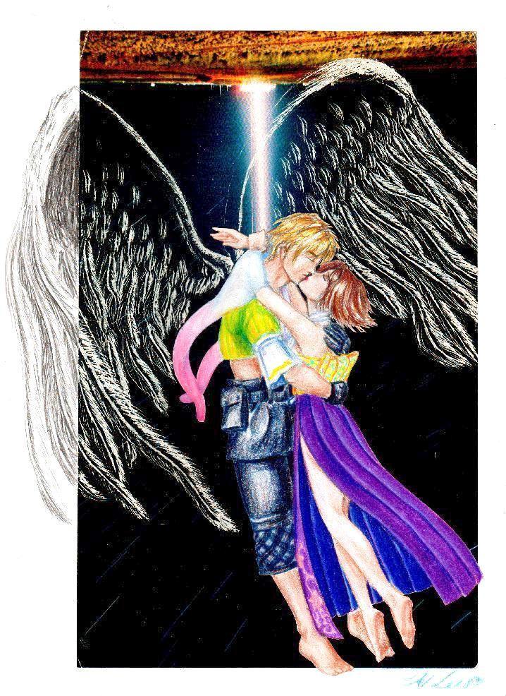 Yuna's Final Fantasy by hanime