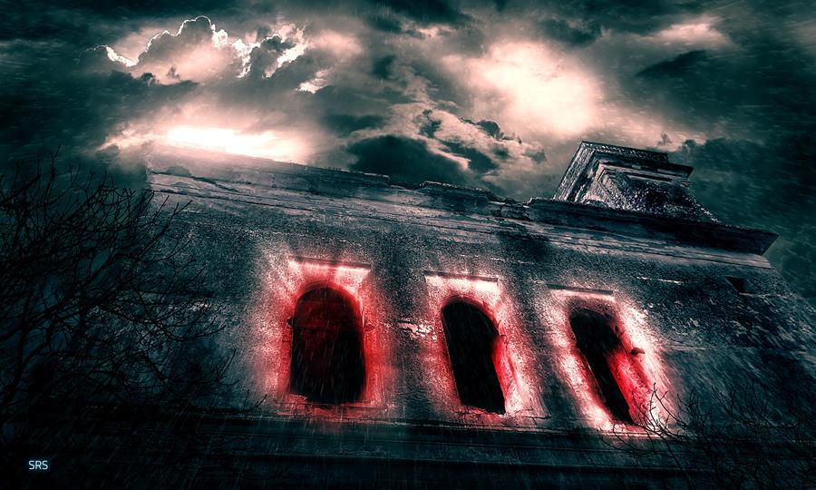 Terror Castle by Shemul