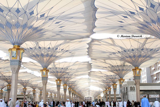 Al Masjed Al Nabawy Yard