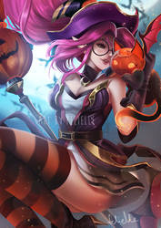 Bewitching Janna by Felielle