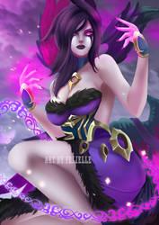 Morgana by Felielle