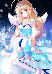 Snow Princess Feli by Felielle