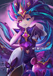 Star Guardian Zoe by Felielle