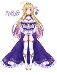 Vtuber Felicia Val