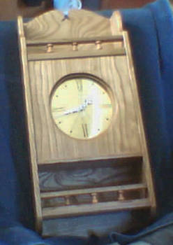 latest project: clock