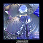 interdimensional railway track by fraterchaos