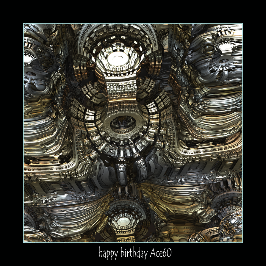 happy birthday Ace60 by fraterchaos