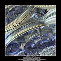 steel webs by fraterchaos