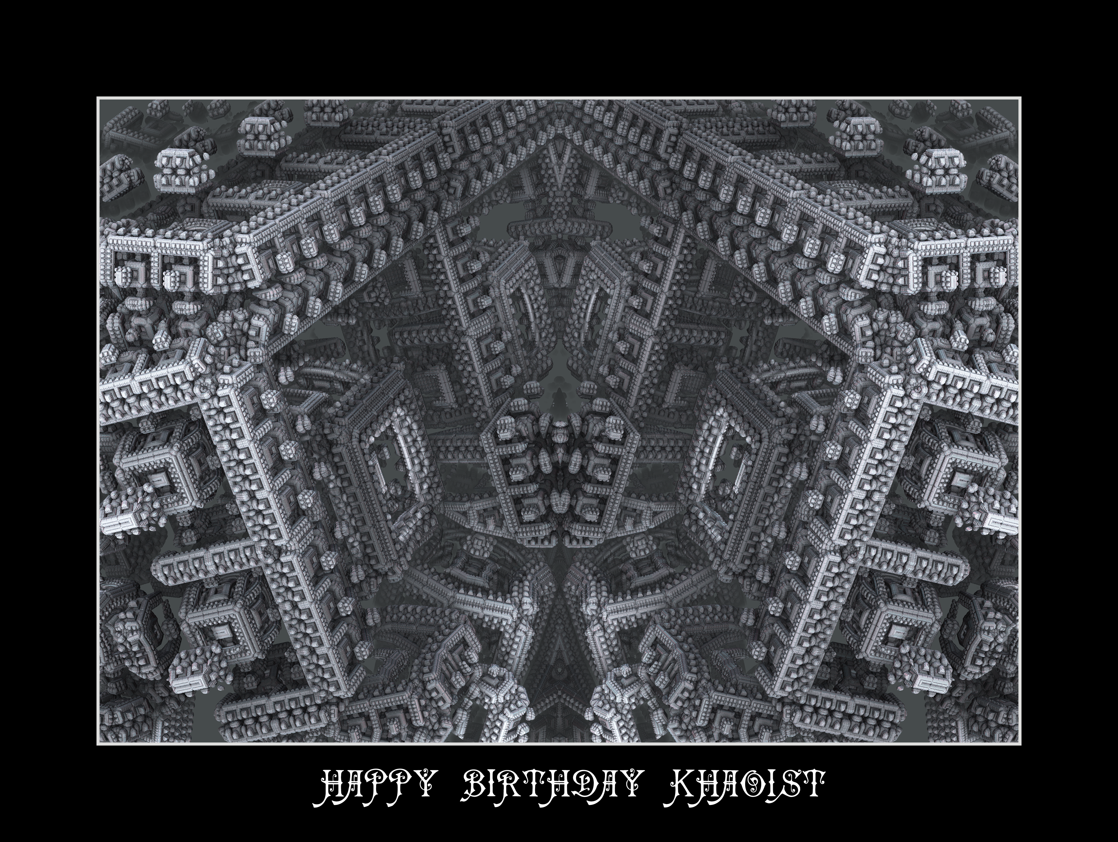 happy birthday khaoist by fraterchaos