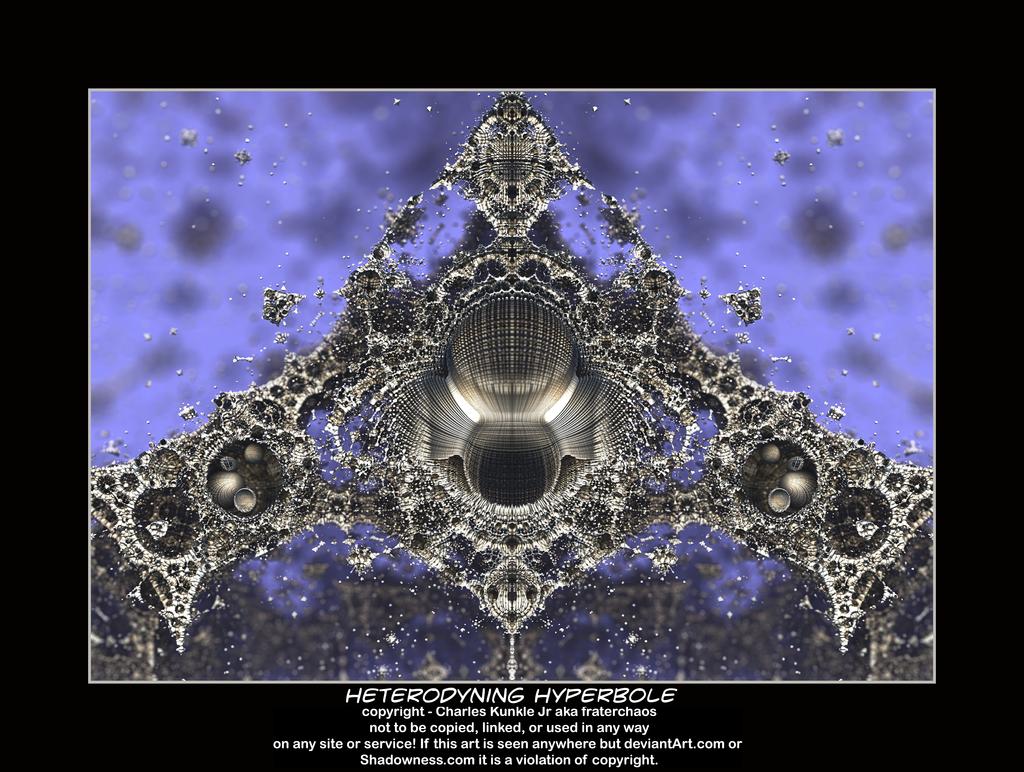 heterodyning hyperbole by fraterchaos