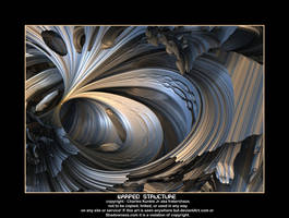 warped structure by fraterchaos