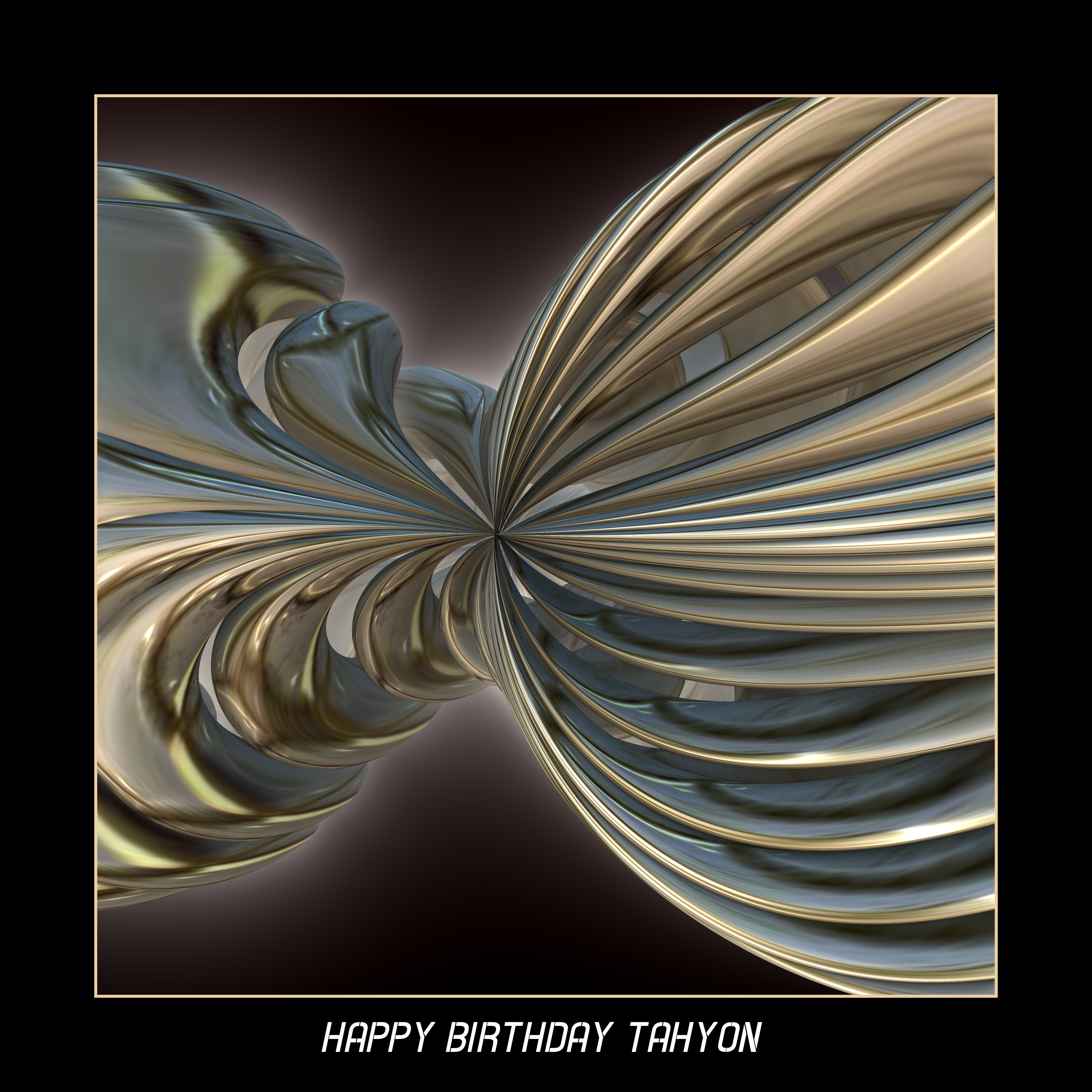 happy birthday Tahyon by fraterchaos