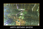 happy birthday skyzyk