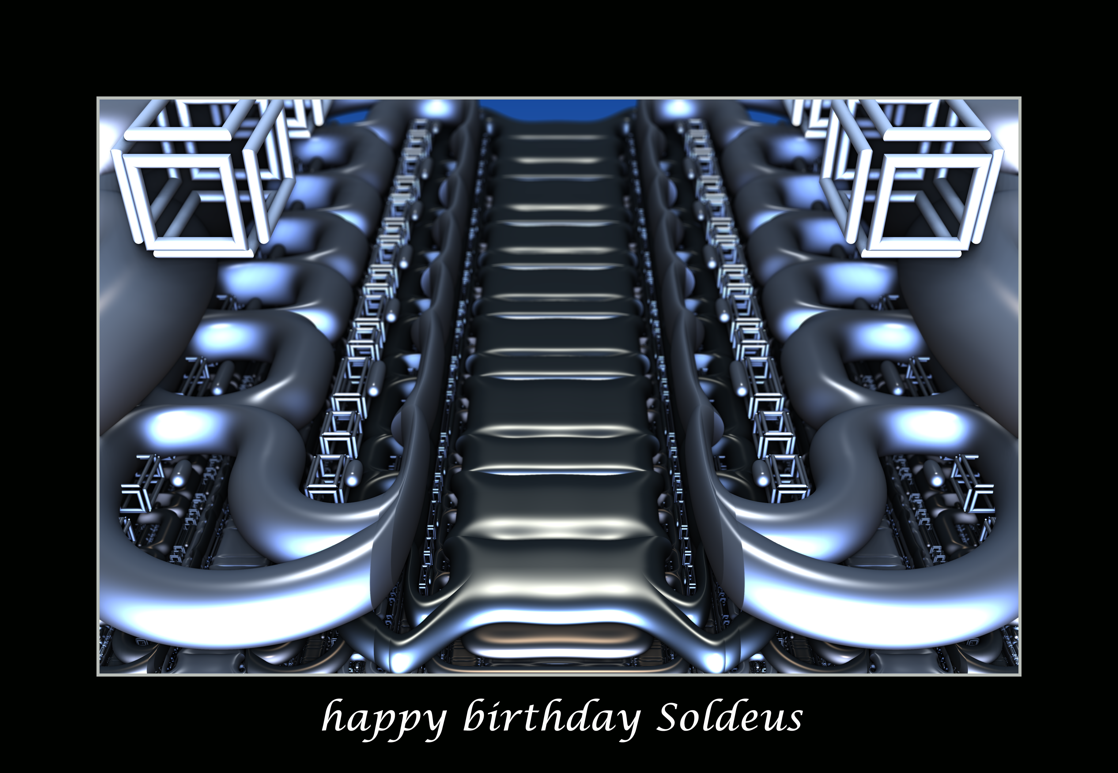 happy birthday Soldeus by fraterchaos
