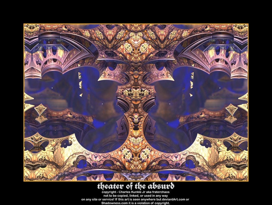 theater of the absurd by fraterchaos