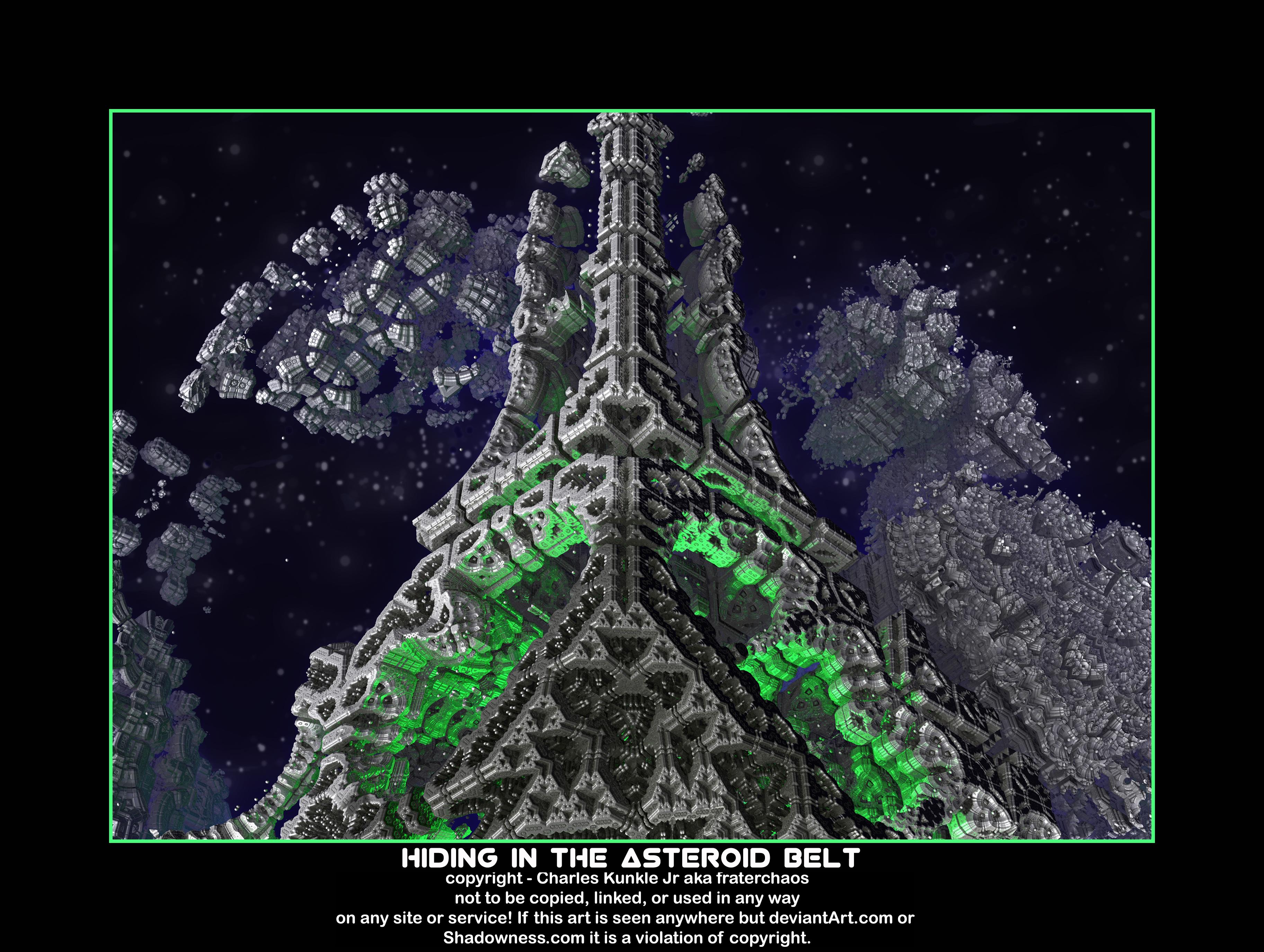 asteroid belt looks - photo #40