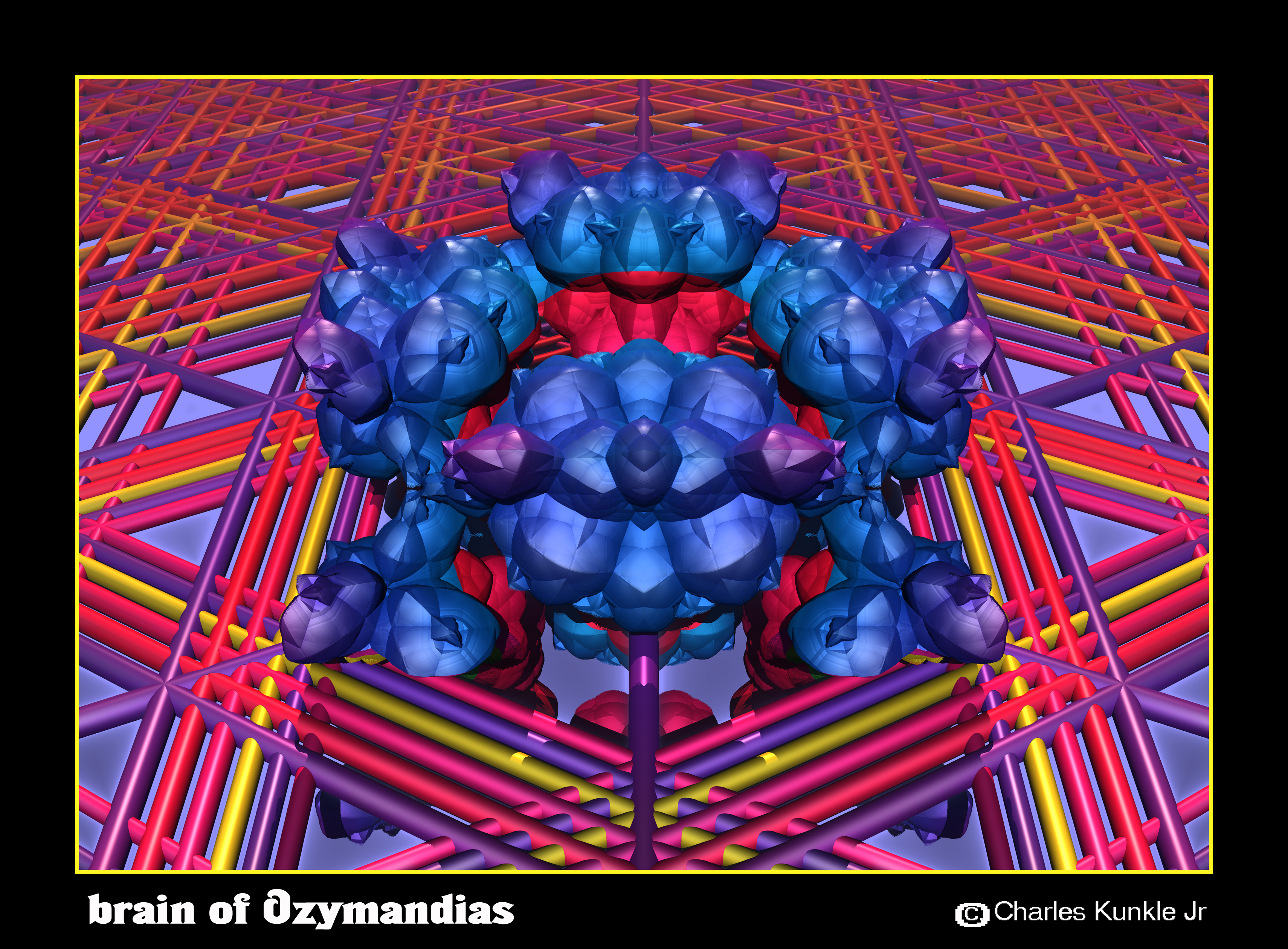 brain of Ozymandias by fraterchaos