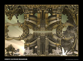 ornate victorian mechanism by fraterchaos