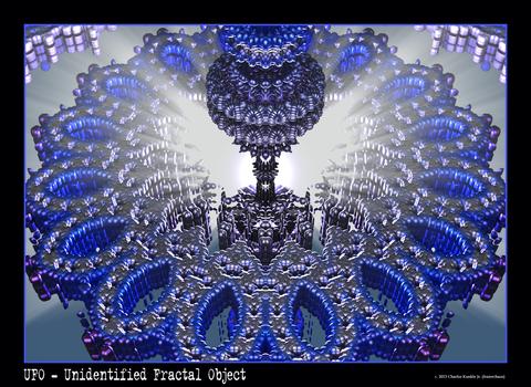 UFO - Unidentified Fractal Object