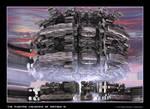 The Floating Colossus of Mintaka VI