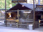 blacksmith shop by fraterchaos