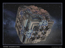 interstellar computational device by fraterchaos