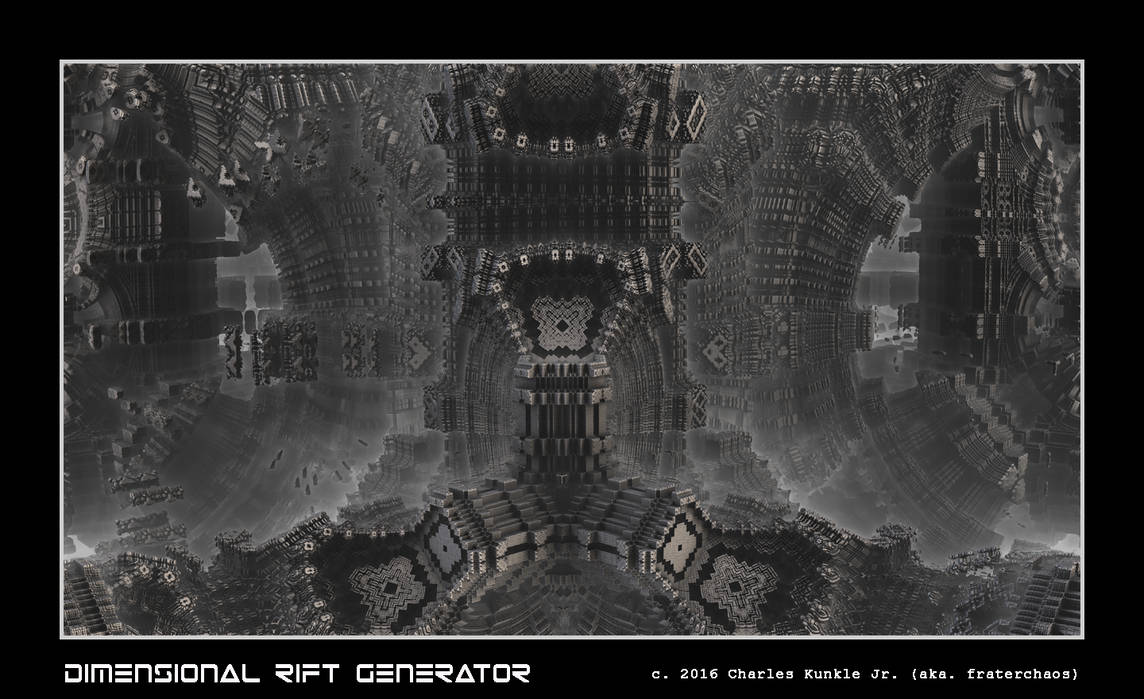 dimensional rift generator by fraterchaos on DeviantArt