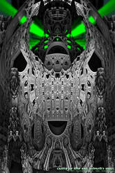 castle of the evil android's skull