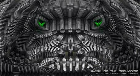 mask of the mechanoid