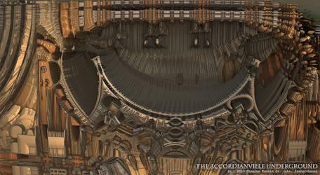 the accordianville underground