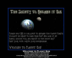 Welcome to Planet Bob