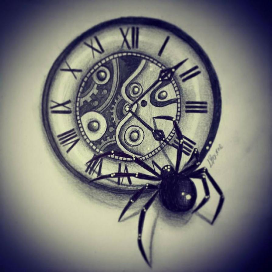 Gothic Art Tattoo Designs