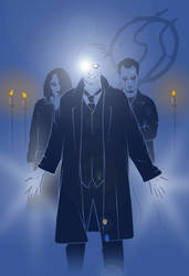 Ghosts in the Blue Room by Midwinter-Creations