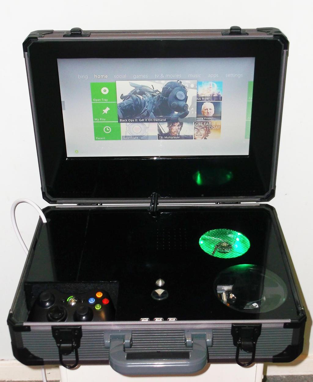 Xbox 180 Portable Portable Xbox 360 Rela...
