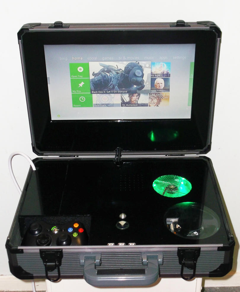 The gallery for --> Xbox Portable Case